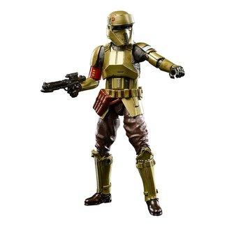 Hasbro Star Wars The Mandalorian Black Series Carbonized Action Figure 2021 Shoretrooper 15 cm