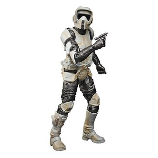 Hasbro Star Wars The Mandalorian Black Series Carbonized Action Figure 2021 Scout Trooper 15 cm