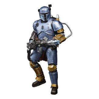 Hasbro Star Wars The Mandalorian Black Series Carbonized Action Figure 2021 Paz Vizsla 15 cm