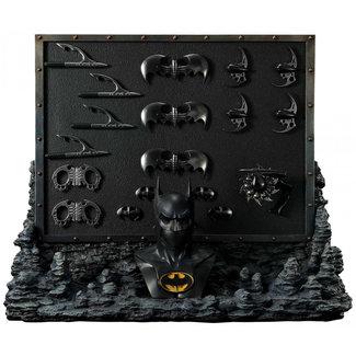 Prime 1 Studio DC Comics: Batman Forever - Batman Gadget Wall 1/3 Scale Statue