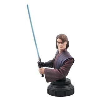 Gentle Giant Studios Star Wars The Clone Wars Bust 1/7 Anakin Skywalker 15 cm