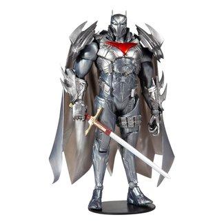 McFarlane DC Multiverse Action Figure Azrael Batman Armor (Batman: Curse of the White Knight) Gold Label 18 cm
