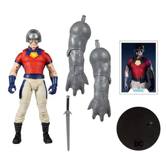 McFarlane Suicide Squad Build A Action Figure Peacemaker 18 cm