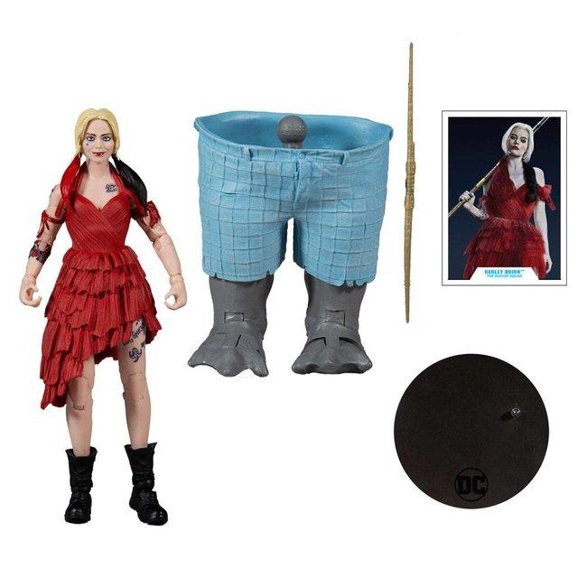 McFarlane Suicide Squad Build A Action Figure Harley Quinn 18 cm