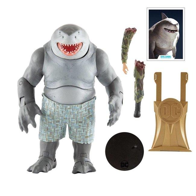 McFarlane Suicide Squad Build A Action Figure King Shark 30 cm