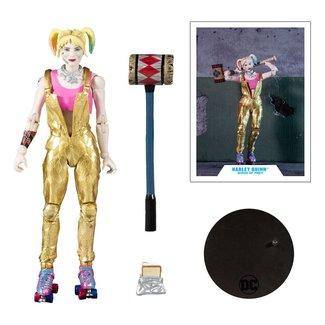 McFarlane DC Multiverse Action Figure Harley Quinn (Birds of Prey) 18 cm