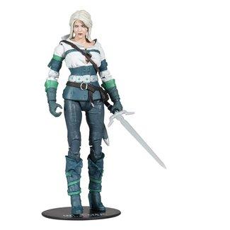 McFarlane The Witcher Action Figure Ciri (Elder Blood) 18 cm