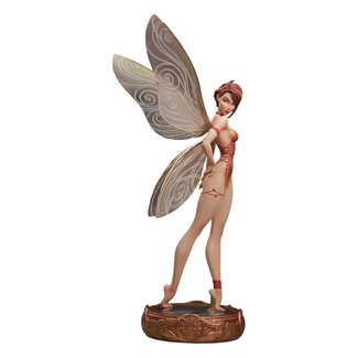 Sideshow Collectibles Fairytale Fantasies Collection Statue Tinkerbell (Fall Variant) 30 cm