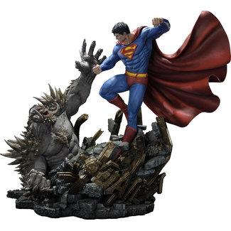 Prime 1 Studio DC Comics Statue 1/3 Superman Vs. Doomsday by Jason Fabok 95 cm