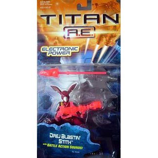 Titan AE - Drej Blastin Stith