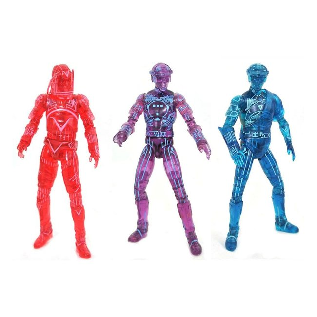 Tron Action Figure 3-Pack SDCC 2021 Exclusive