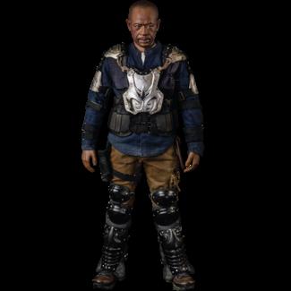 ThreeZero The Walking Dead Action Figure 1/6 Morgan Jones 30 cm