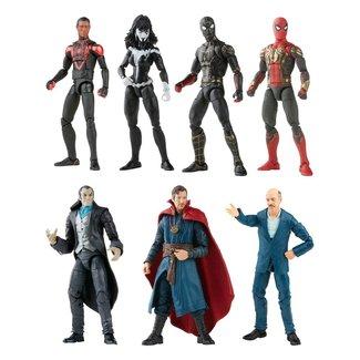 Hasbro Spider-Man Marvel Legends Series Action Figures 15 cm 2022 Wave 1 Assortment (7)
