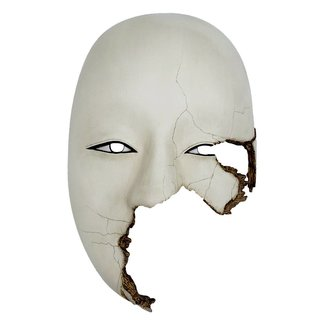 Factory Entertainment No Time to Die Prop Replica 1/1 Safin Mask Limited Edition Fragmented Version 18 cm