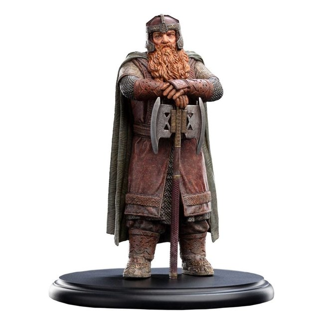 Lord of the Rings Mini Statue Gimli 19 cm