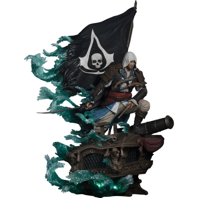 Assassin's Creed: Animus Edward Kenway 1:4 Scale Statue