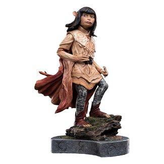 Weta Workshop The Dark Crystal Statue 1/6 Jen the Gelfling 22 cm