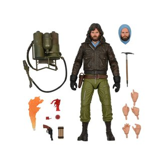 NECA  The Thing Action Figure Ultimate MacReady (Station Survival) 18 cm
