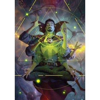 Sideshow Collectibles Marvel Art Print Doctor Strange by Alex Garner 46 x 61 cm - unframed