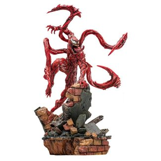 Iron Studios Venom: Let There Be Carnage BDS Art Scale Statue 1/10 Carnage 30 cm
