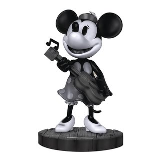 Beast Kingdom Steamboat Willie Master Craft Statue Minnie 40 cm