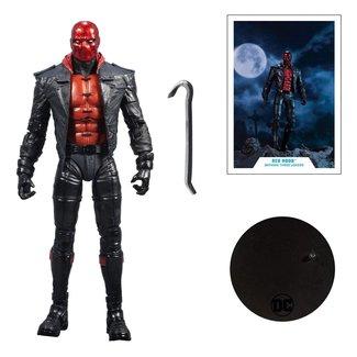 McFarlane DC Multiverse Action Figure Red Hood Batman: Three Jokers 18 cm