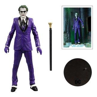 McFarlane DC Multiverse Action Figure The Joker: The Criminal Batman: Three Jokers 18 cm