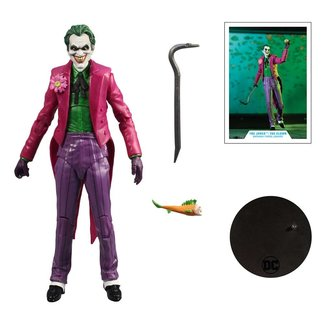 McFarlane DC Multiverse Action Figure The Joker: The Clown Batman: Three Jokers 18 cm