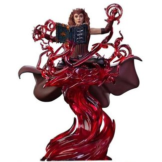 Iron Studios WandaVision Deluxe Art Scale Statue 1/10 Scarlet Witch 24 cm