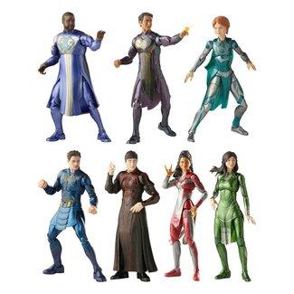 Hasbro Eternals Marvel Legends Series Action Figures 15 cm 2021 Wave 1 Assortment (7)