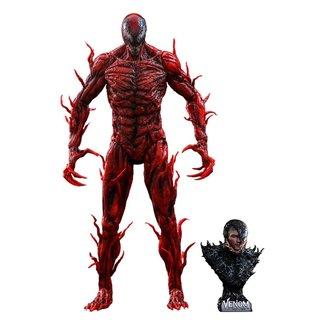 Hot Toys Venom: Let There Be Carnage Movie Masterpiece Series PVC Action Figure 1/6 Carnage Deluxe Ver. 43 cm