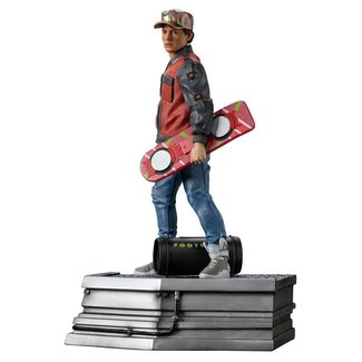 Iron Studios Back to the Future II Art Scale Statue 1/10 Marty McFly 22 cm