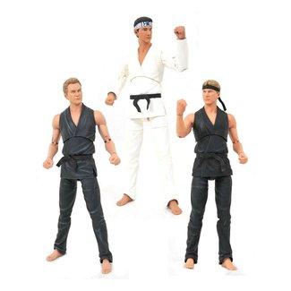 Diamond Select Toys Cobra Kai Action Figure Box Set SDCC 2021 Previews Exclusive 18 cm