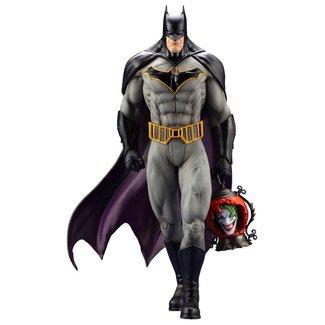 Kotobukiya  DC Comics ARTFX PVC Statue 1/6 Batman (Batman: Last Knight on Earth) 30 cm