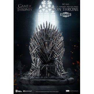 Beast Kingdom Game of Thrones Master Craft Statue Iron Throne 41 cm
