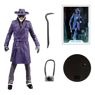 McFarlane DC Multiverse Action Figure The Joker: The Comedian (Batman: Three Jokers) 18 cm