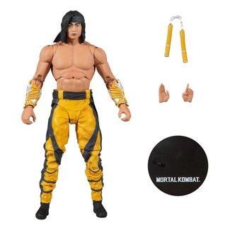 McFarlane Mortal Kombat Action Figure Liu Kang (Fighting Abbott) 18 cm