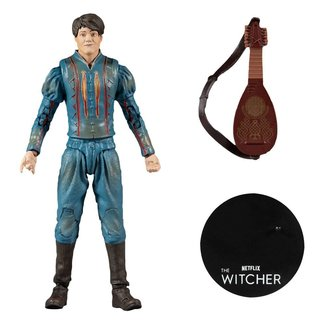 McFarlane The Witcher Action Figure Jaskier 18 cm