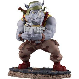 Pop Culture Shock Teenage Mutant Ninja Turtles Statue 1/4 Rocksteady 41 cm