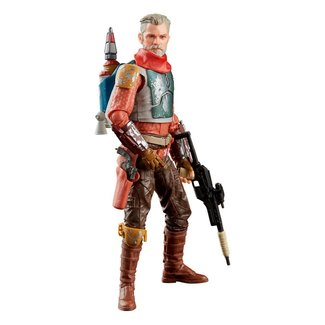 Hasbro Star Wars The Mandalorian Black Series Deluxe Action Figure 2022 Cobb Vanth 15 cm