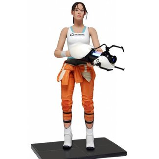 Portal Action Figure Chell