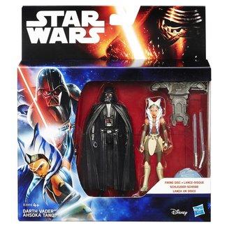 Hasbro Star Wars - Darth Vader / Ahsoka Tano (Rebels)
