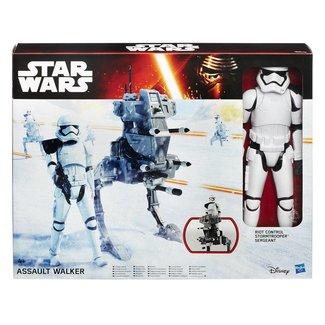 Hasbro Star Wars - Assault Walker with Riot Control Stormtrooper Sergeant (Episode VII)