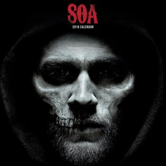 Sons of Anarchy Calendar 2016 *English Version*
