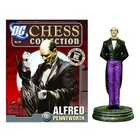 DC Superhero Chess 026 Alfred Pennyworth White Pawn
