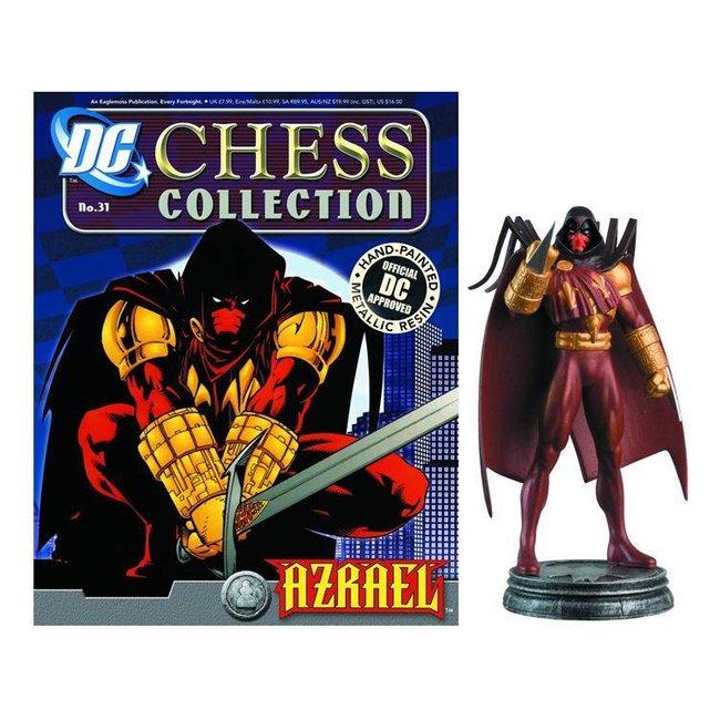 DC Superhero Chess 031 Azrael White Pawn