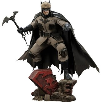 DC Comics Batman Premium Format Figure 57 cm Red Son