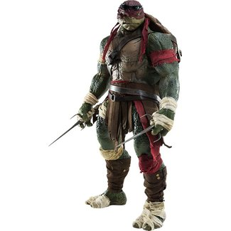 ThreeZero Teenage Mutant Ninja Turtles Action Figure sechsten Raphael