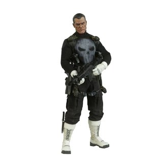 Sideshow Collectibles Marvel Comics Action Figure sechsten The Punisher