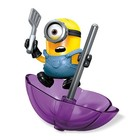 Minions Mega Bloks Construction Set Silly TV